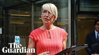 Heather Mills receives 'highest media libel settlement' in phone-hacking case