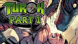turok dinosaur hunter   classic dinosaur gaming playthrough part 1
