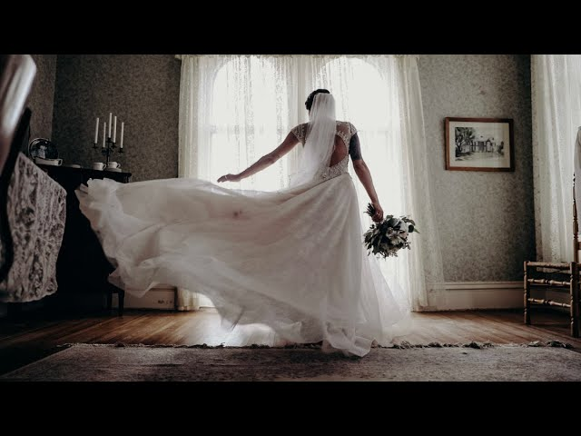 Becoming a Full Time Wedding Videographer | Interview with Ben Libby of Graphic Formation Films