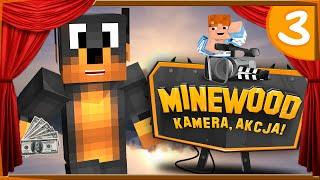 Minecraft: MINEWOOD! [#3] - KAIKO & ABRA HAZARDZISTĄ! /Abra, Narf