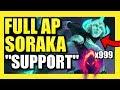 (WORLD RECORD!) FULL AP SORAKA