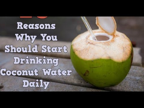Drink Coconut Water To Settle An Upset Stomach: Benefits Of Drinking Coconut Water Daily