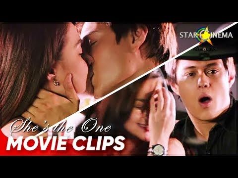 Awkward! Wacky catches David and Cat kissing! - She's The One - #StarCinema25 - 동영상