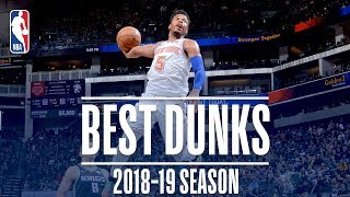 Dennis Smith Jr.'s Best Dunks   2018-2019 NBA Season   #NBADunkWeek