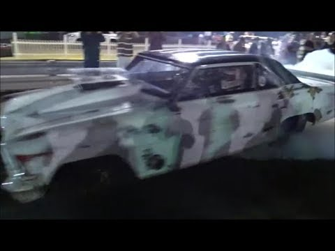 Kye Kelley Shocker vs White Zombie at the dirty south no prep in gulfport