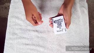 3 Cards Magic Tricks Tutorial (Tagalog version) by Inuram