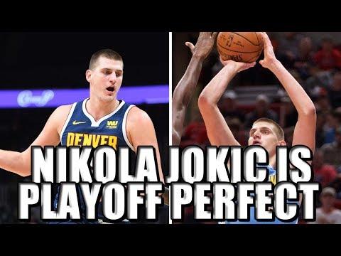 Nikola Jokic is Built for the NBA Playoffs