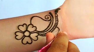 vuclip Newest arabic indo mehandi design   for frant hant mehandi design