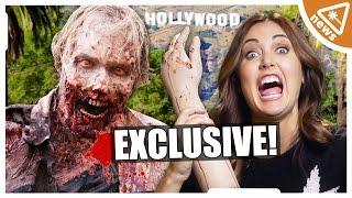 Leaked WALKING DEAD Season 6 details! (Nerdist News w/ Jessica Chobot)
