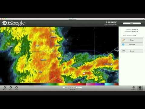 Louisiana Severe weather coverage