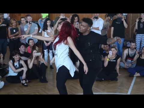 00327 PZC2017 ACD by Vanessa and Val 2 Song The Greatest  Artist Brooklyn Duo ~ video by Zouk Soul
