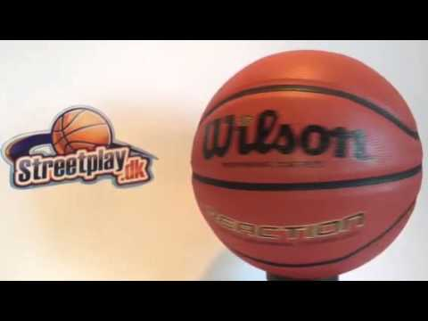 Wilson Basketball Reaction