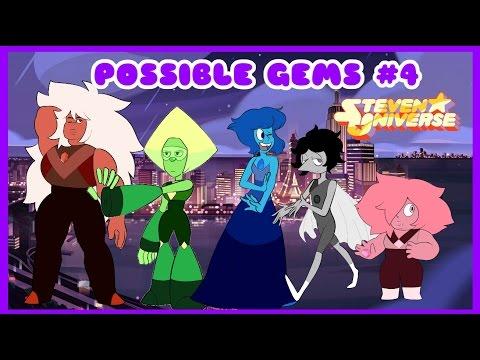 Steven Universe-Possible Gems #3 (Fan Gems)