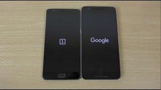 OnePlus 3 vs Nexus 6P - Speed & Camera Test!