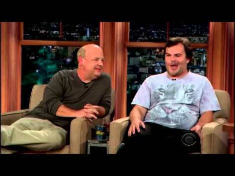 Craig Ferguson HD Jack Black and Kyle Gass of Tenacious D, Jack McGee October 24,