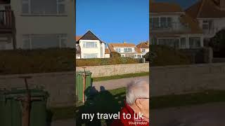 my travel to uk