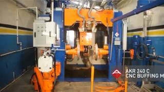 Machines de réchapage des pneus