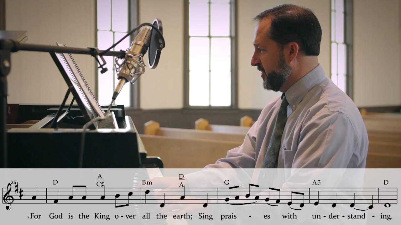 Psalm 47   Dr. David Erb