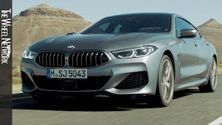 The new BMW 8 Series Gran Coupe | Driving, Interior, Exterior