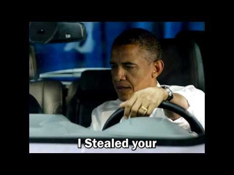 "Call Me Maybe PARODY ""My Name's Obama"" ~ Rucka Rucka Ali"