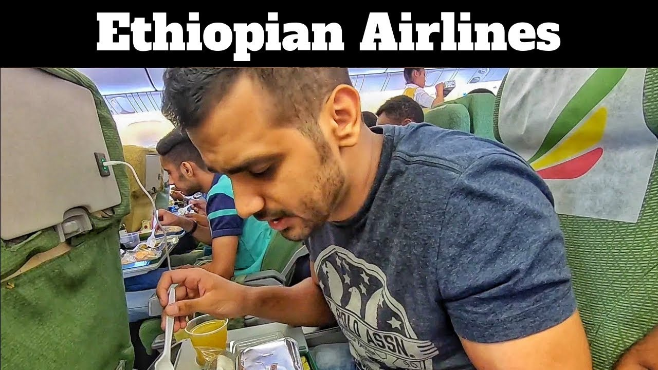Delhi to Addis Ababa | Ethiopian Airlines | Indian in Africa