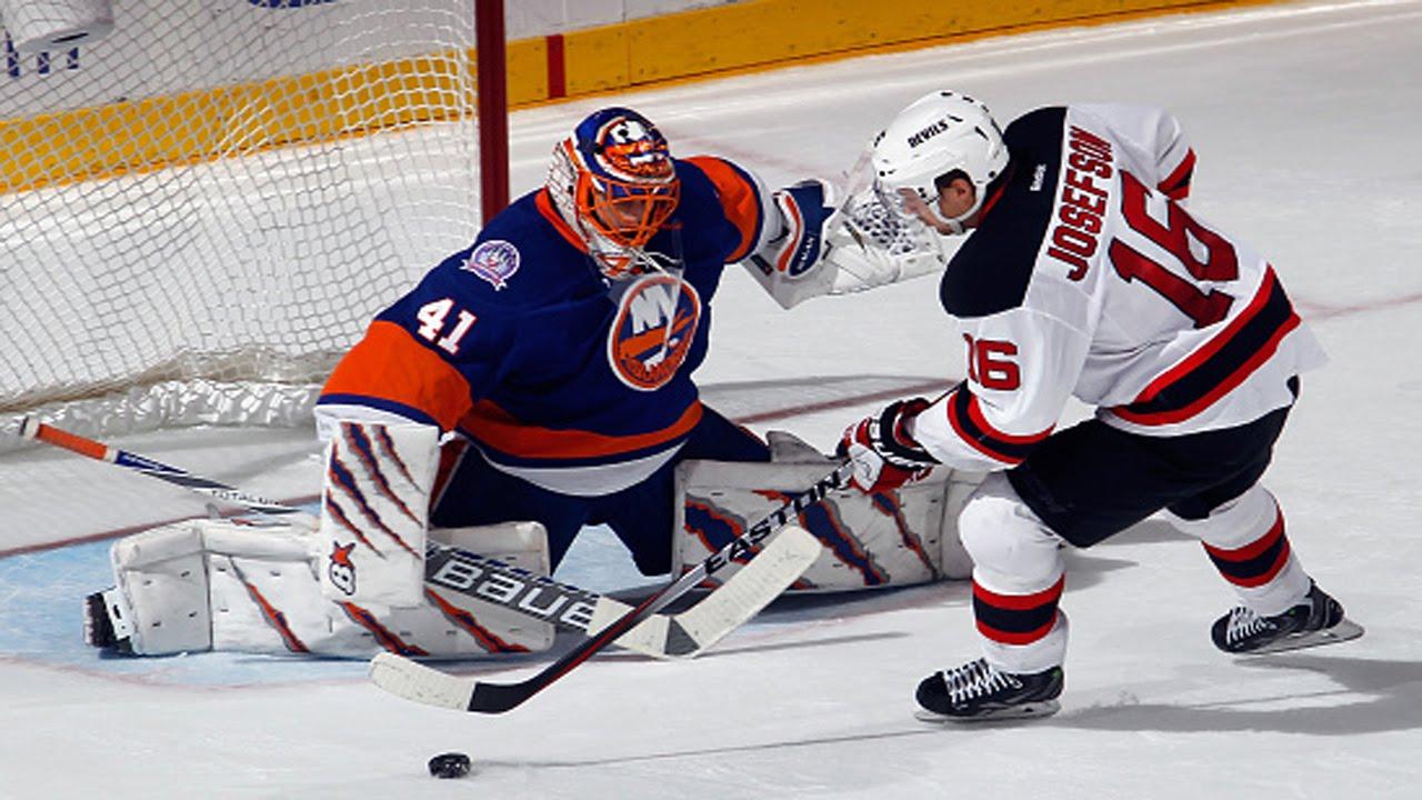 best service a6384 17b52 Shootout: Devils vs. Islanders