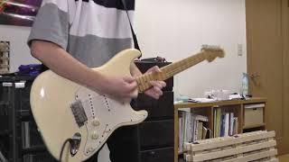 【ギター】クリープハイプ / 栞 弾いてみた