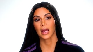 Kim Kardashian Explains Why She Got Robbed In Paris