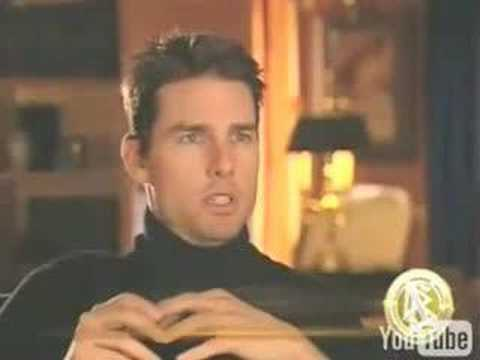 Condensed Tom Cruise Scientology Interview With