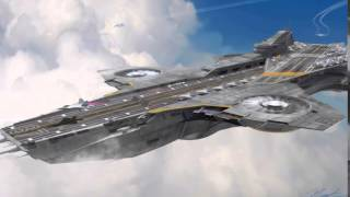 Helicarrier Theme - From The Avengers & Avengers Age of Ultron