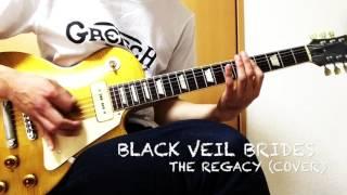 Download Lagu Black veil Brides / The Legacy 【Guitar cover】 mp3
