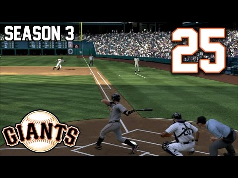 Let's Play MLB The Show 16 RTTS Part 25 - Matt Cain