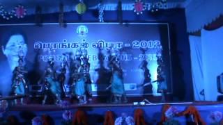 folk dance -pongal 2013 - karagam