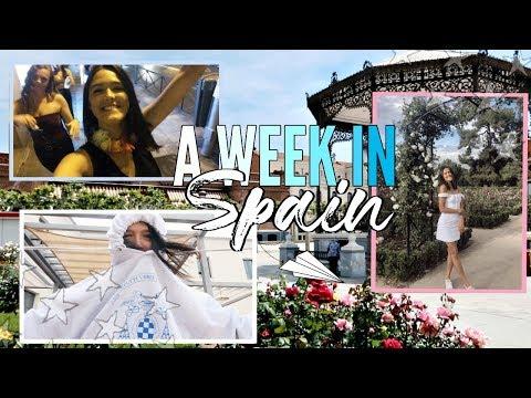 Study Abroad Week In My Life || Madrid, Spain