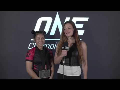 ONE MASTERS OF DESTINY | Post-Bout Interviews