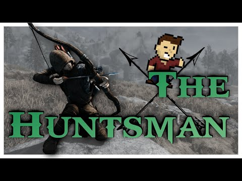 The Huntsman :: 2019 Skyrim Modded Character Build