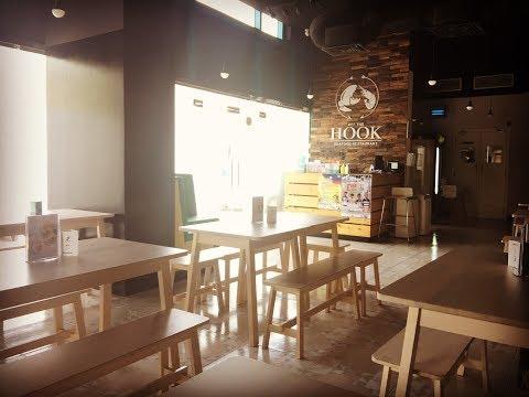 OFF THE HOOK RESTAURANT | VLOG 012