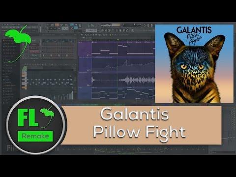 Galantis - Pillow Fight FL Studio Remake + FLP