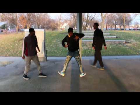 Meek Mill - Splash Warning (Dance Video) ThtDude AJ