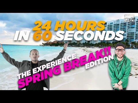 What Would You Do With 24 Hours In Cancun, Mexico? | The Experience Spring Break Edition