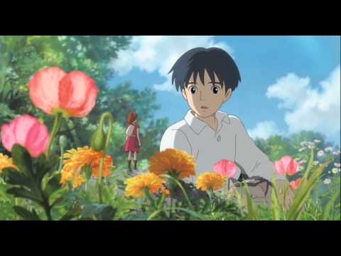 (MyFavOST) The Secret World of Arrietty - Arrietty's Song English version