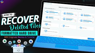 How to Recover Files After Formatting Hard Drive   Top Data Recovery Software 2021 - 4DDiG Review screenshot 5