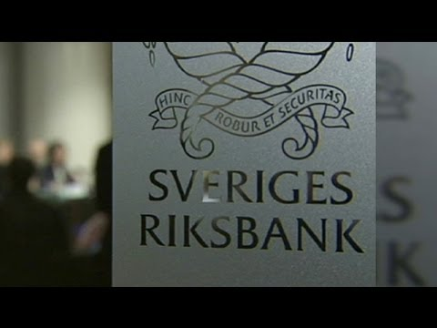 Eurozone fears prompt Swedish rate cut