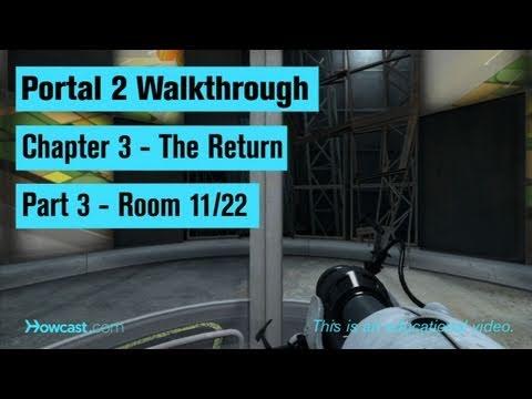 portal 2 walkthrough chapter 3 part 3 room 11 22 youtube. Black Bedroom Furniture Sets. Home Design Ideas