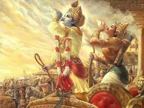 Bhagavad Gita - God's Spoken Words - Hinduism's Message To World
