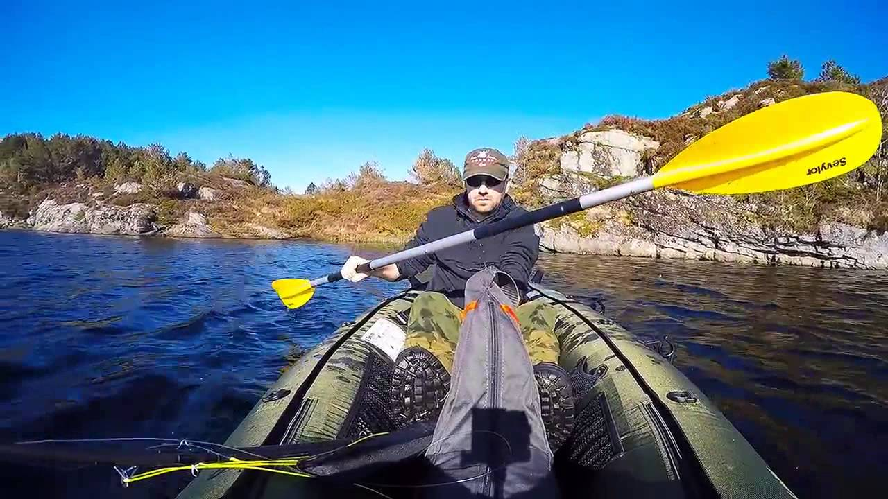 Coleman Colorado 2 Person Fishing Kayak Review - The