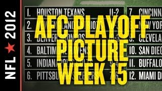 Patriots vs Texans 2012: AFC Playoff Picture Shuffles After New England's Week 14 Route of Houston