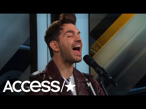 Andy Grammer: It Was 'Fate' His Song 'Don't Give Up On Me' Became Part Of 'Five Feet Apart' | Access