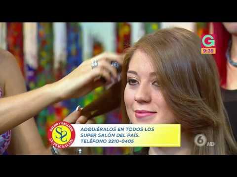 Cepillos que no maltratan el cabello