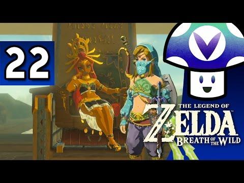 [Vinesauce] Vinny - Zelda: Breath of the Wild (part 22) + Art!